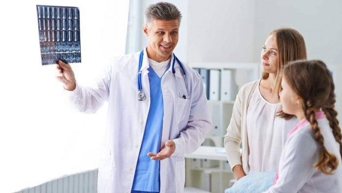 radiografie bambini