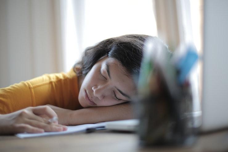 avere sonnolenza