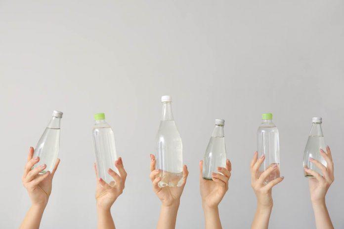 muffa tappi bottiglie