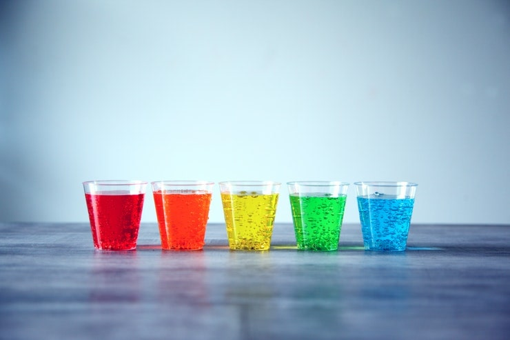 succhi bevande contengono