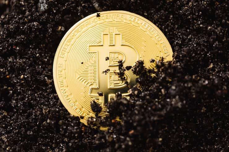 bitcoin inquinamento