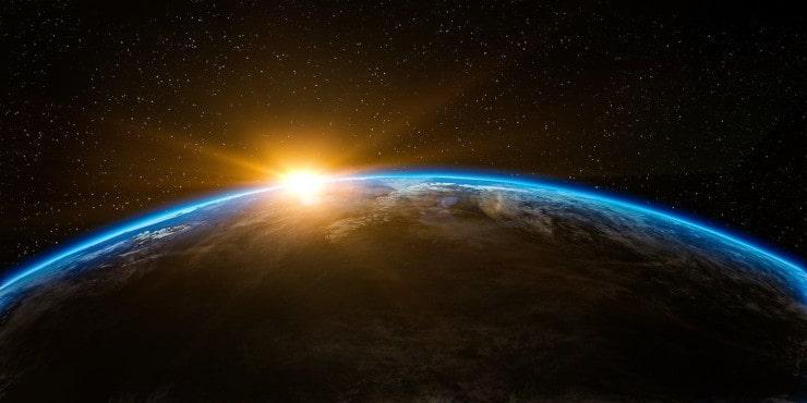 cina spazio astronave