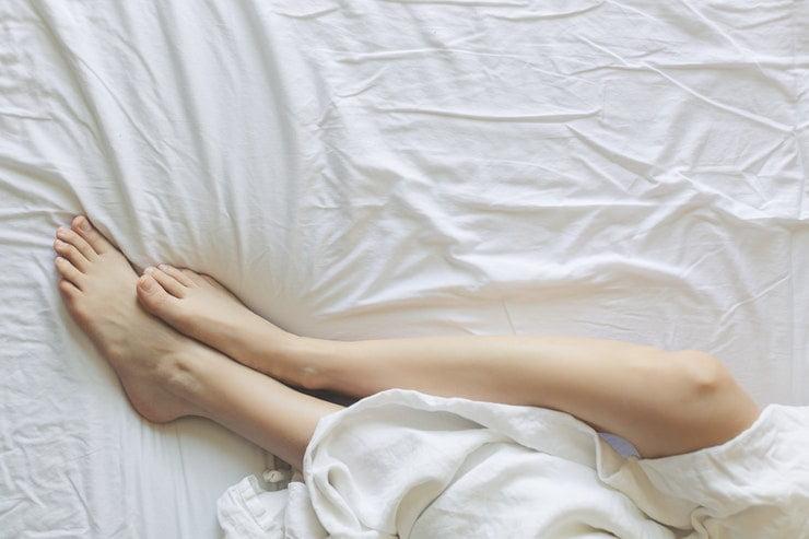 dormire senza mutande