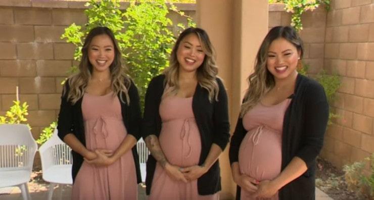 gravidanza contgiosa